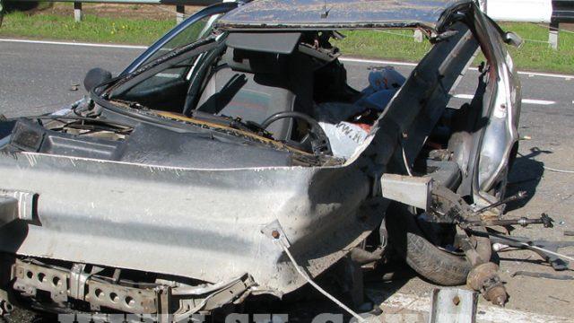 Страшное ДТП в Смолевическом районе - мать и сын погибли на месте