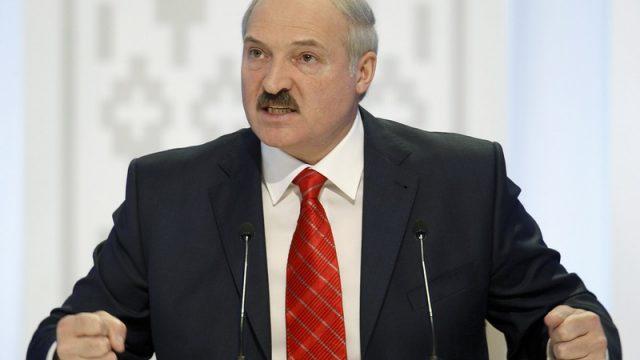Лукашенко про зарплаты