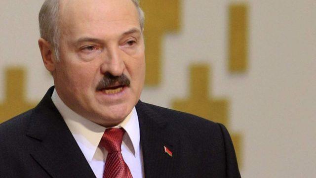 Лукашенко про работу