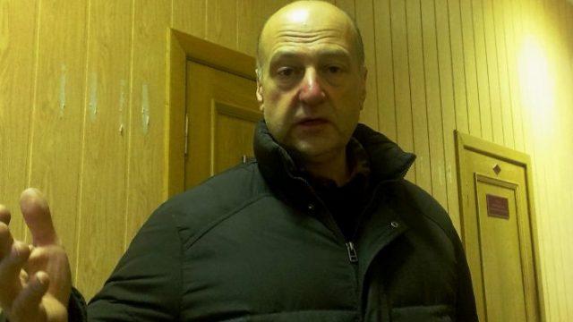 Пётр Берлинов