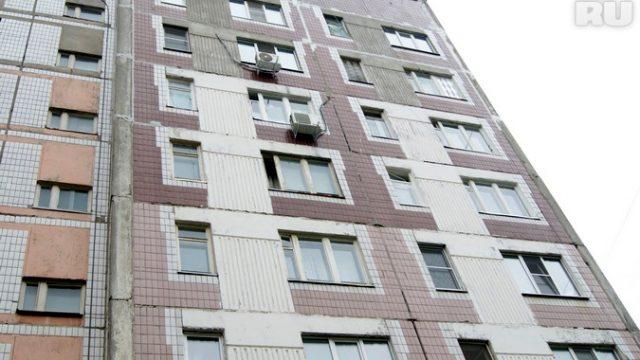 повар выбросил жену с пятого этажа