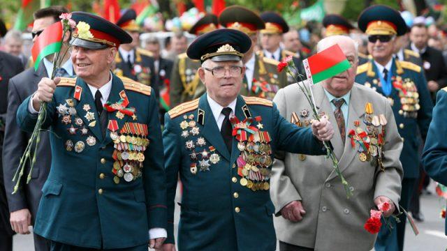 парад в День Победы