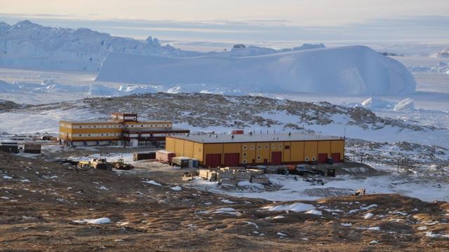 Модули Белорусской станции в Антарктиде будут построены к осени