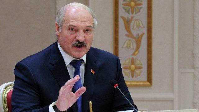 Лукашенко про тунеядцев