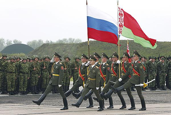 Военные России и Беларуси