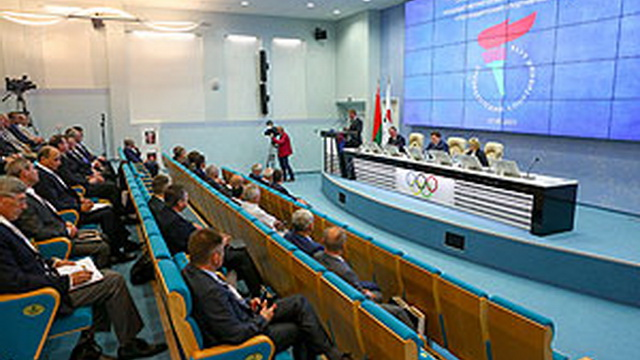 Президентский спортивный клуб выступил за дальнейшую поддержку спортивной молодёжи
