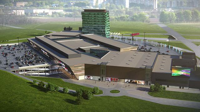 Самый большой торговый комплекс в Беларуси построят в Гродно