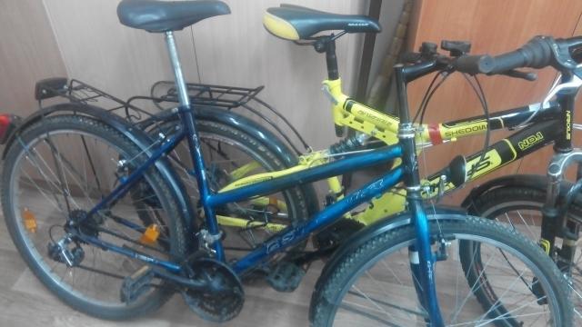 В Минске задержали воров дорогих велосипедов