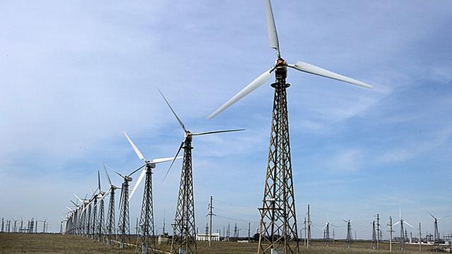 Китайские компании собираются построить ветроустановки в Витебской области