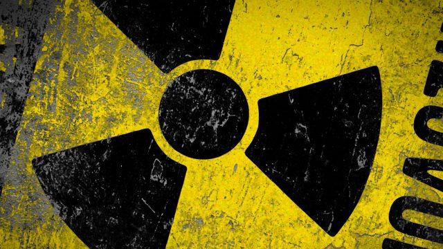 Уровень радиации