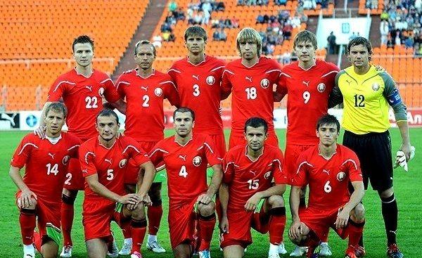 Белорусская футбольная команда поднялась на три ступеньки в рейтинге ФИФА