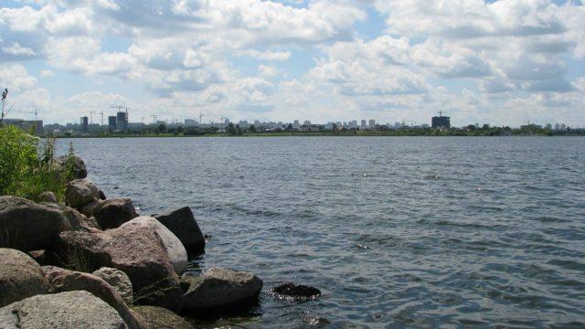 Пляжи Минска