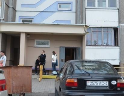 Пьяный житель Гродно врезался в мусорный контейнер