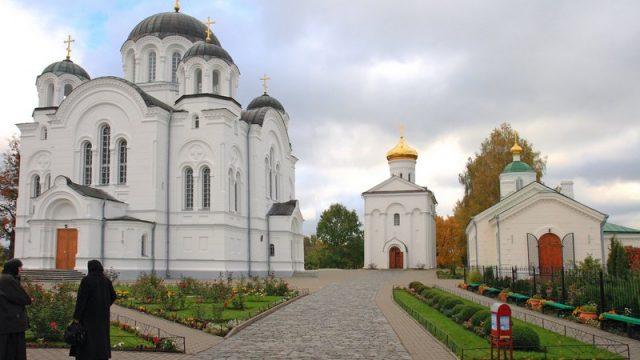 Спасо-Ефросиниевский монастырь