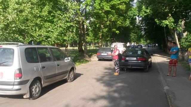 В ДТП в Витебской области двое детей получили травмы