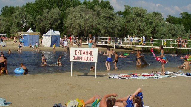 Санстанция опубликовала список пляжей Гомельской области, непригодных для посещения