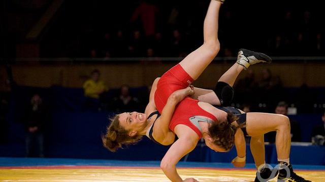 Вероника Иванова завоевала бронзу в борьбе на Европейских играх
