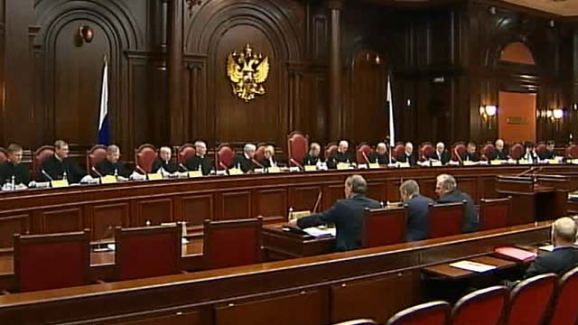 Конституционный суд России вернул белорусу незаконно взысканный налог