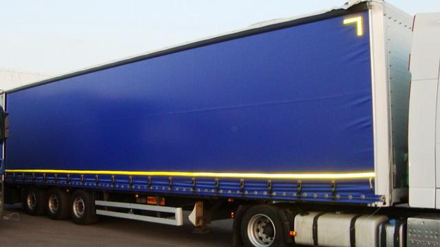 Польский водитель грузовика пытался незаконно вывезти 14,5 тыс. пачек сигарет