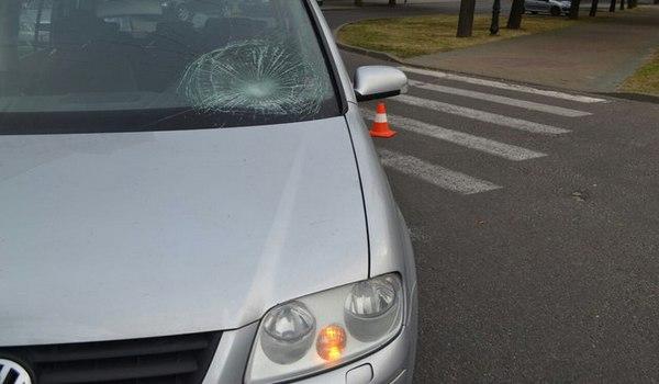 В Бресте водитель иномарки сбил 14-летнюю школьницу