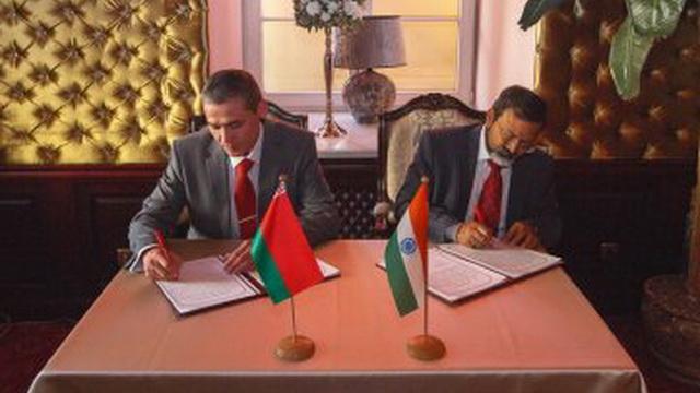 Индия безвозмездно передала Беларуси 25 новейших миноискателя