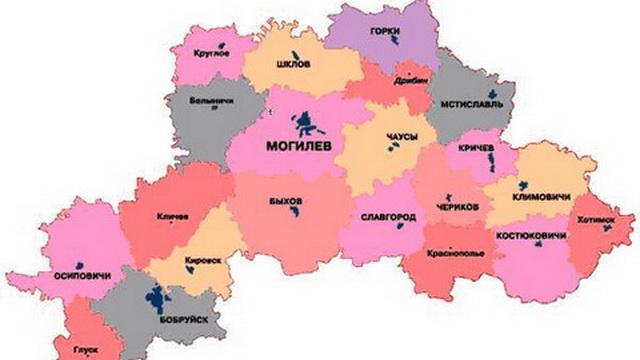 Лукашенко подписал указ о развитии Могилёвской области