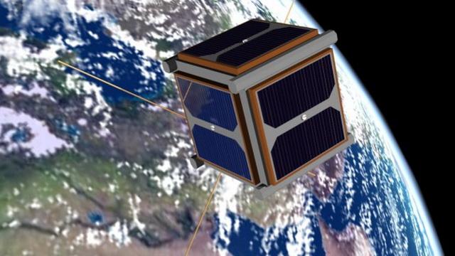 Кобяков - БГУ создает наноспутник, который запустят совместно с Роскосмосом