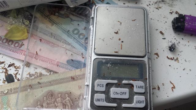 Трое жителей Полоцка задержаны в Минском районе за незаконный оборот 1 кг психотропов