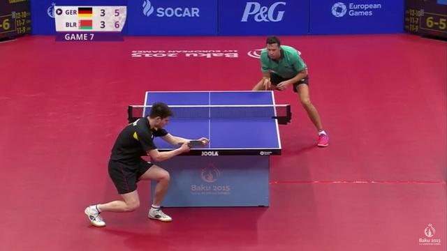 Владимир Самсонов завоевал серебро на Европейских играх в Баку