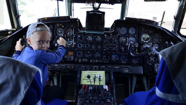 В Щучине создадут школу юных пилотов
