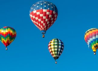 В Орше пройдёт фестиваль тепловых аэростатов