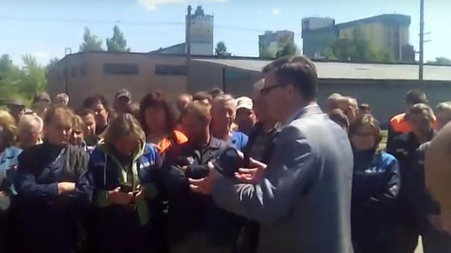 На Молодечненском заводе металлоконструкций прошла стихийная забастовка