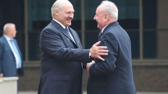 Визит Президента Молдовы