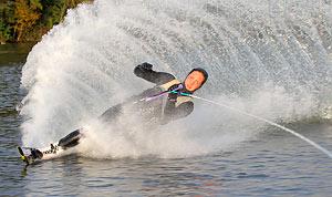 Белоруска завоевала золотую медаль в чемпионате мира по водным лыжам