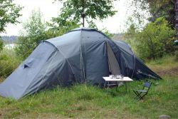 В селе Омневичи пьяный водитель раздавил девушку, которая спала в палатке