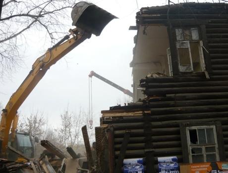 В Московском районе Минска снесут под 1000 частных домов