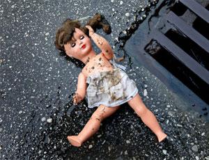 В Зельвенском районе 6-летняя девочка попала под машину