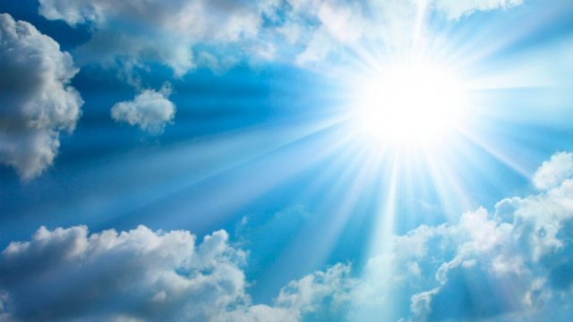 Во второй половине недели в Беларуси будет стоять летняя погода