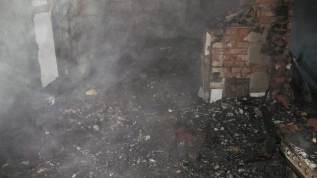 В Петрикове зарезали и сожгли жителя Москвы
