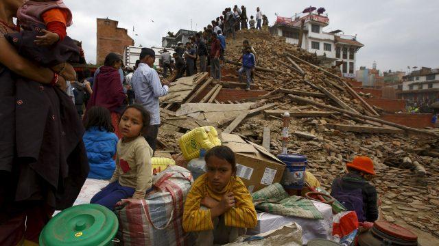 Помощь для Непала