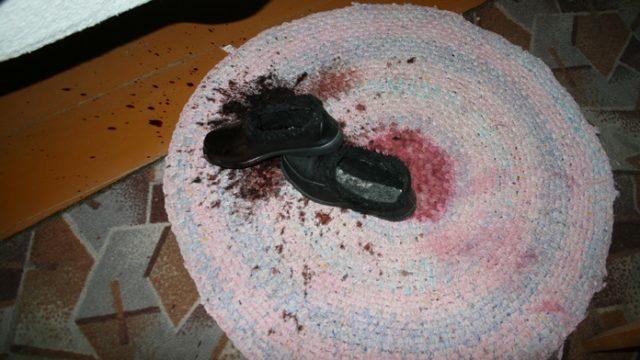СК: Парень убил 86-летнюю жительницу г.Хойники табуретом