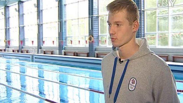 Игорь Бокий выиграл 3 золотые медали на ЧМ по плаванию среди паралимпийцев