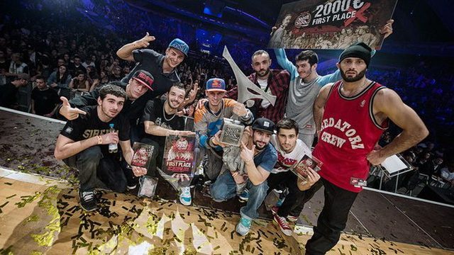 В Минске пройдёт Чемпионат мира по брейк-дансу