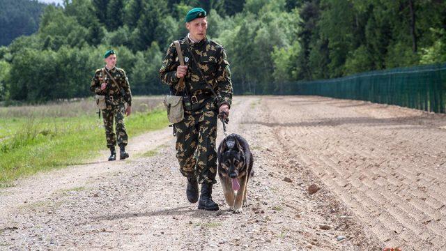 Охрана государственной границы Беларуси будет усилена