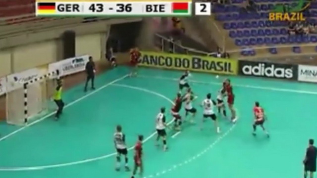 Юниорская сборная Беларуси по гандболу проиграла Германии и не вышла в полуфинал Чемпионата мира