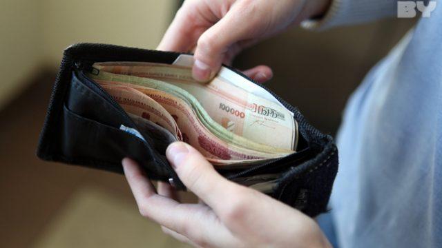 В Минске за кражу денег задержана 19-летняя девушка