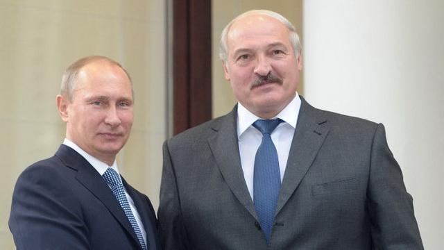 Лукашенко встретится с Путиным на саммите ШОС в Уфе