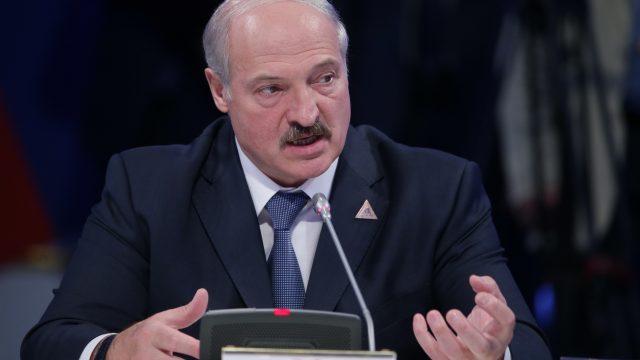 Лукашенко про Францию