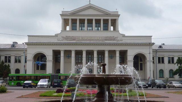 """Лаптев: Здание аэропорта """"Минск-1"""" будет сохранено"""