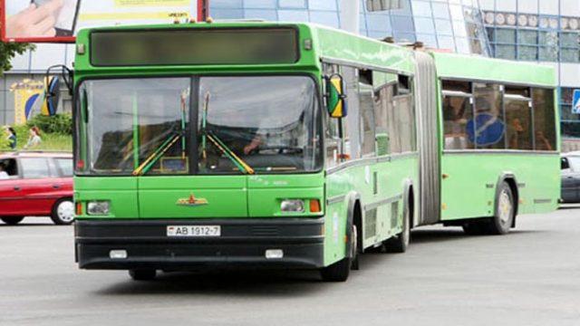 На Игуменском тракте в Минске из-за укладки асфальта изменится схема движения транспорта